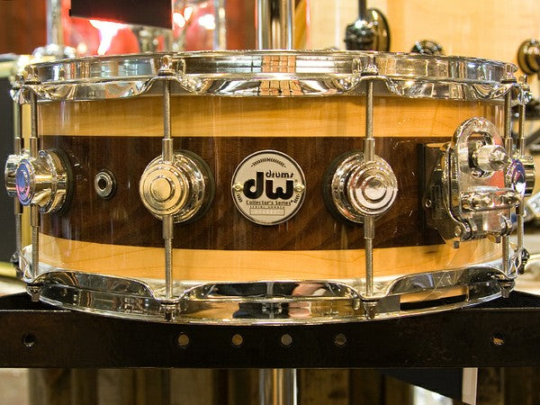 DW snare drum at the drumshop uk
