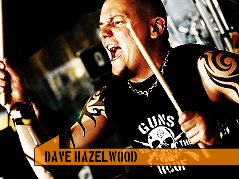 Dave Hazelwood Drum Shop UK