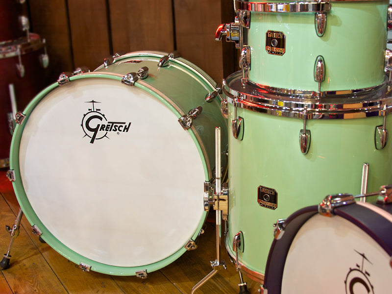 Gretsch Renown Maple Limited Edition Candy Apple Green