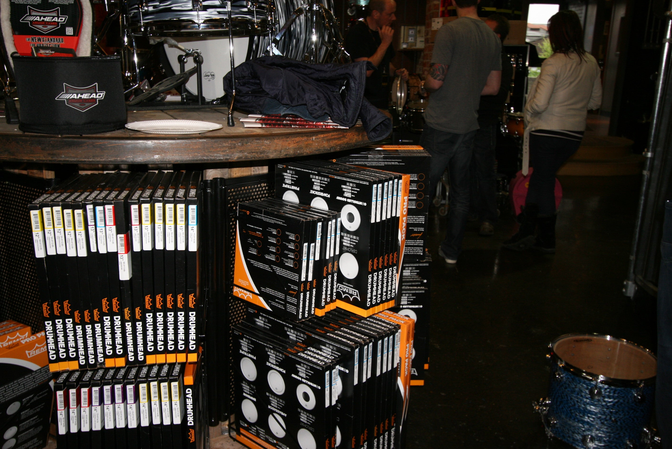 Remo drumheads for sale in stock