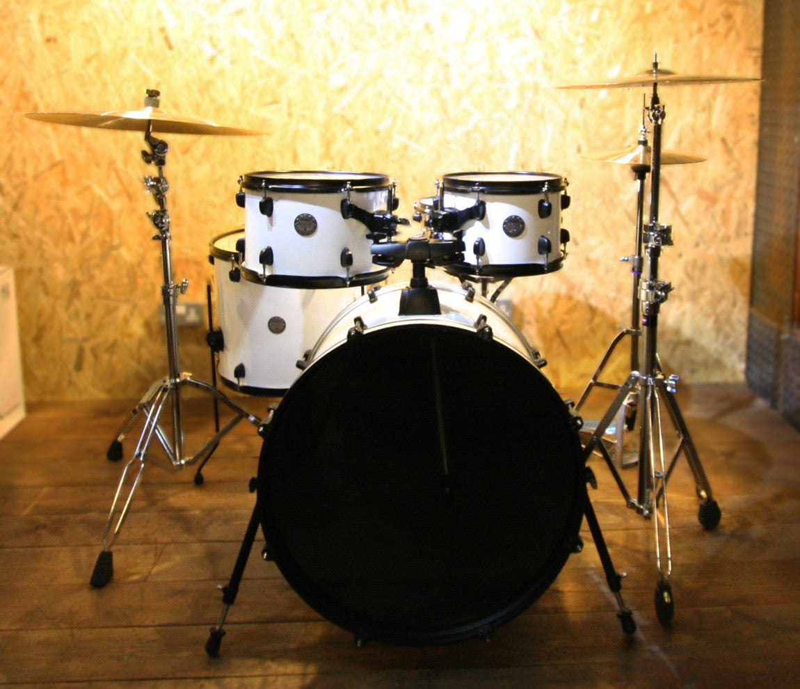 Mapex Horizon HX 5-Piece Shell Pack in Snow White