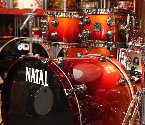 Natal Drum Kit at drumshop