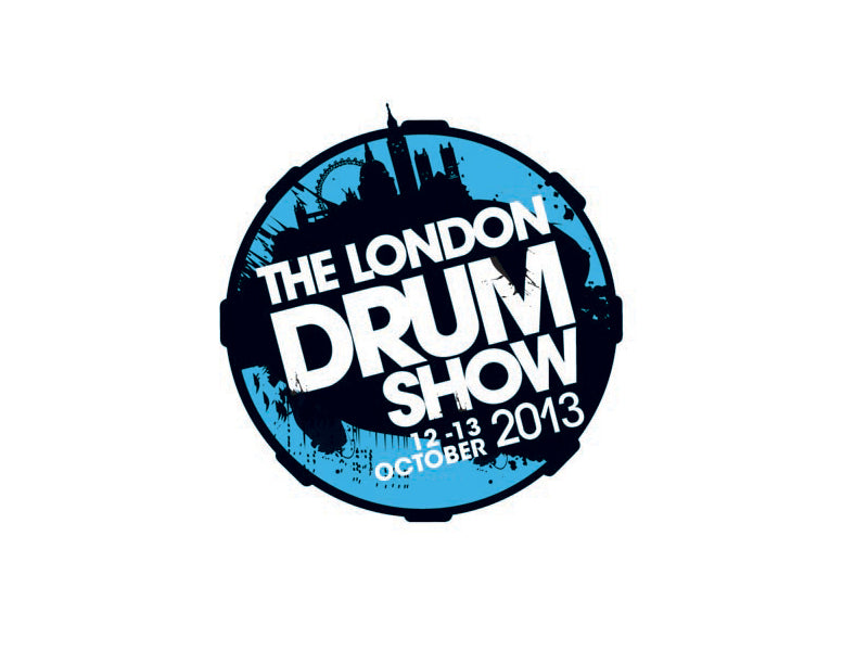 London Drum Show Logo