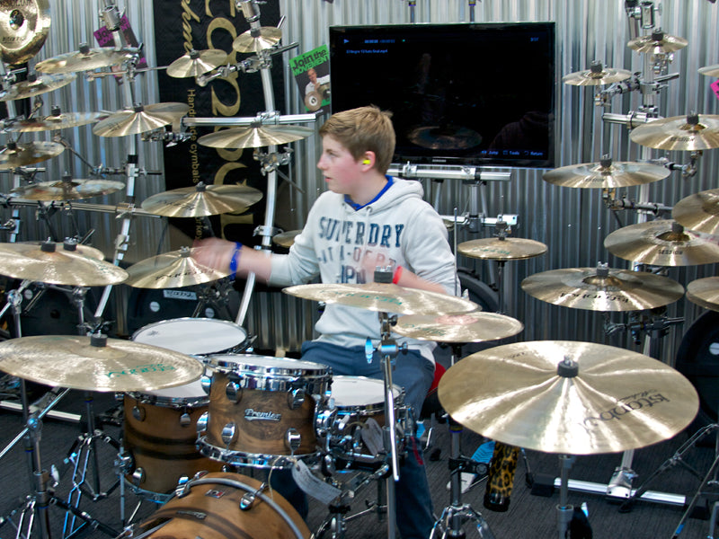 london drum show drumshop uk