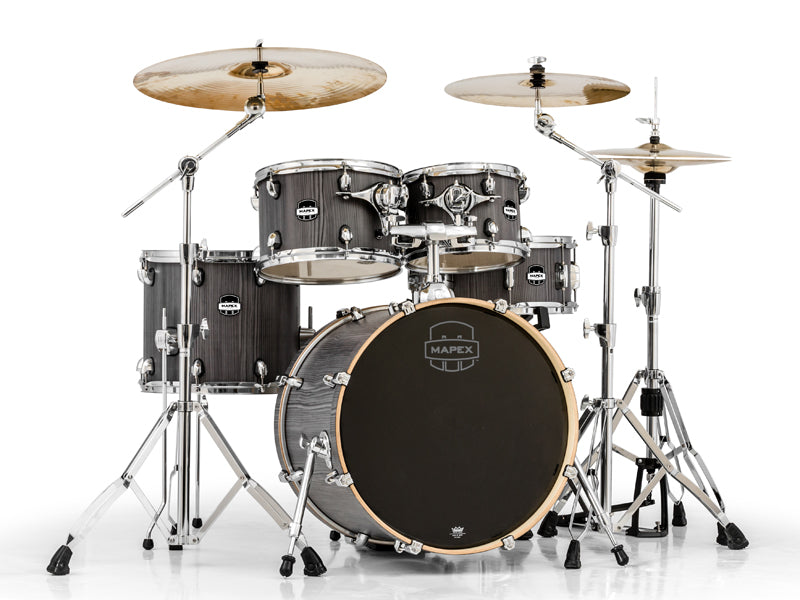 New Mapex Mars Smokewood drum kit Drumshop UK