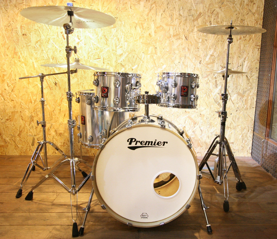 Premier Genista 4-Piece Shell Pack in Mirror Chrome