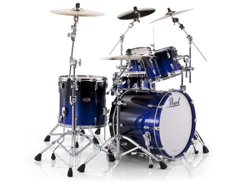 Pearl Reference Drum Kit Ultra Blue Fade at the drumshop uk