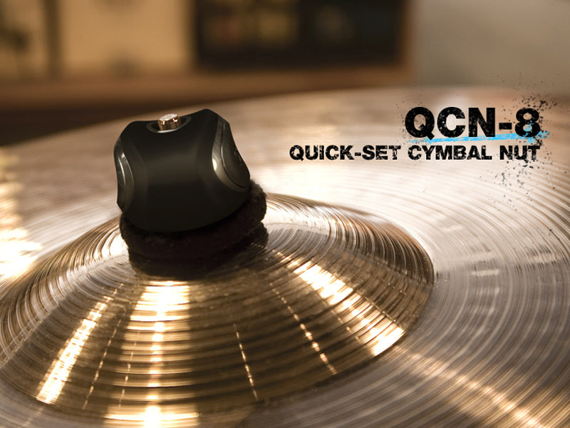 QCN-8 Quick-set cymbal nut