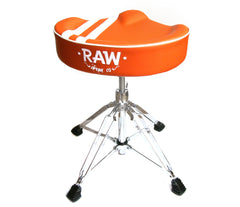 RAW Drum Throne Orange