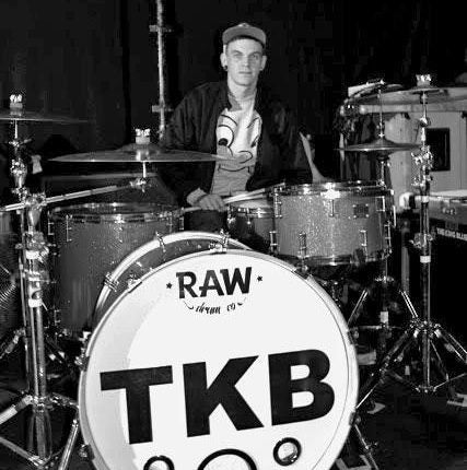 The King Blues RAW drums