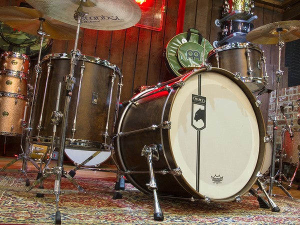 Steve White Retronsonic Mapex drum Kit
