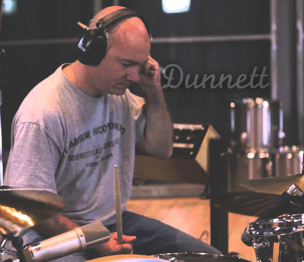 Ronn Dunnett - The story of a drumsmith
