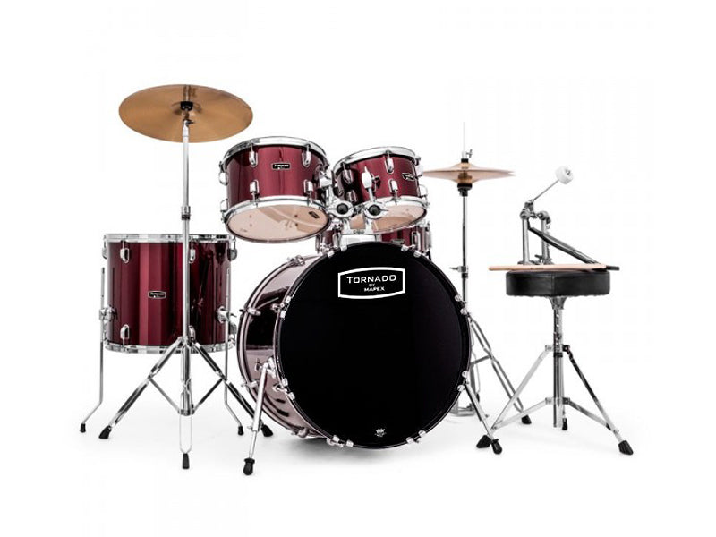 Mapex Tornado beginner drum kit at Drumshop UK