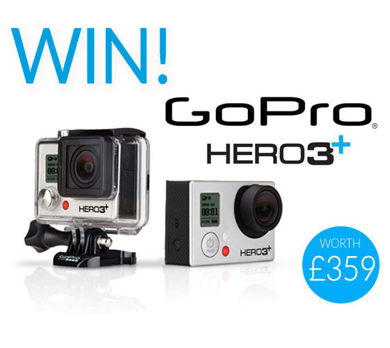 Win a GoPro Camera at Drumshop UK