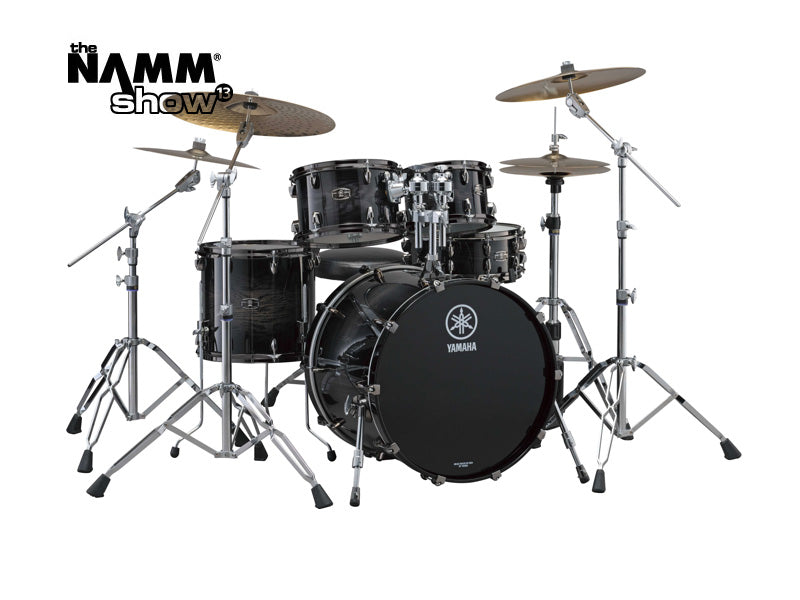 Live Custom Oak Drum Kit drumshop uk