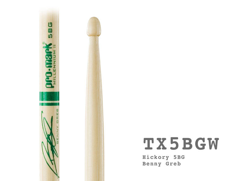 Benny Greb Pro Mark Drum Sticks - Drum Shop UK Drum Clinic