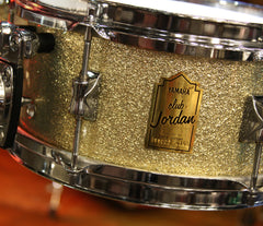 Yamaha Club Jordan Cocktail Drum Kit in Champagne Sparkle