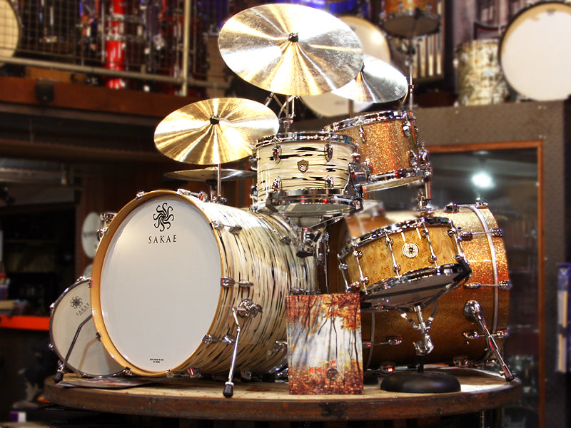 Sakae drum kits at Drumshop UK