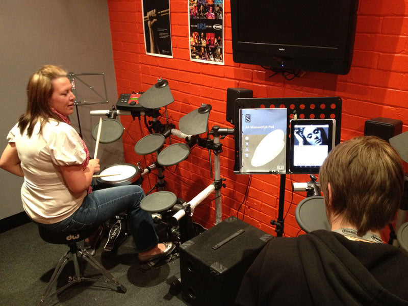 Drumstars Drum Lessons Drumshop UK