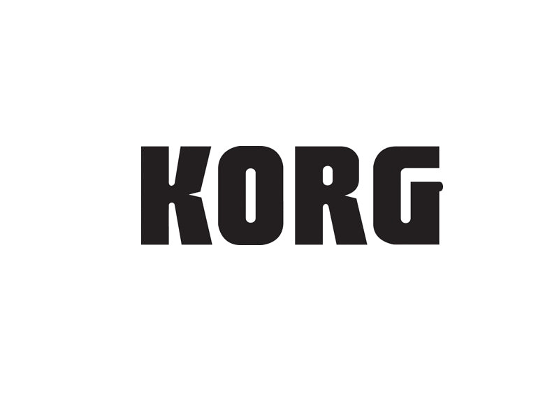 korg logo at the drumshop uk