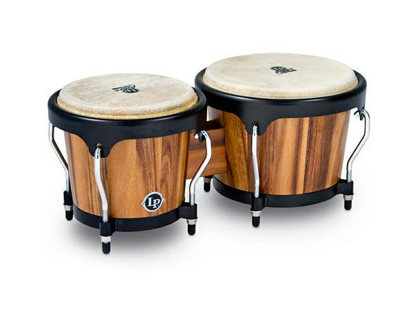 LP Aspire Walnut Bongos
