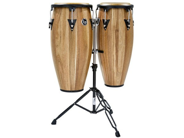 LP Aspire Walnut Congas