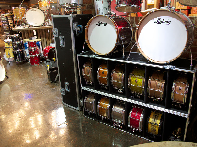 beautiful snare drums at the drum shop uk
