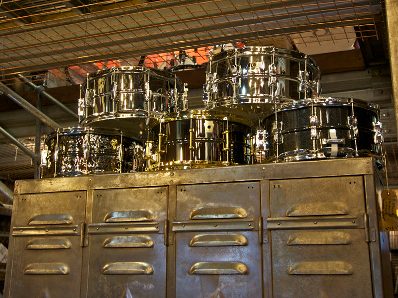 Ludwig Snare Drums Arrive at Drum Shop UK