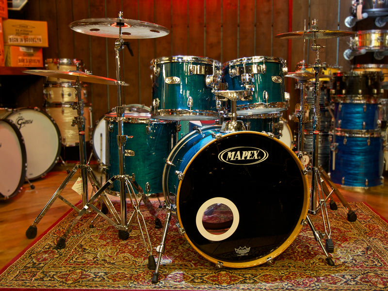 Pre-Loved Mapex M Series 5 Piece Shell Pack - Drum Shop UK