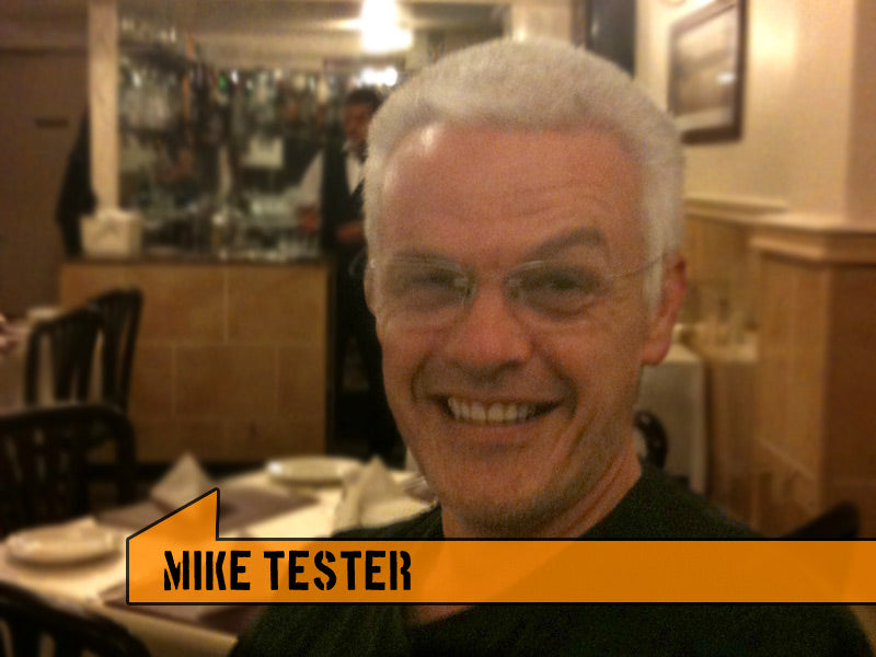Mike Tester Drum Shop UK