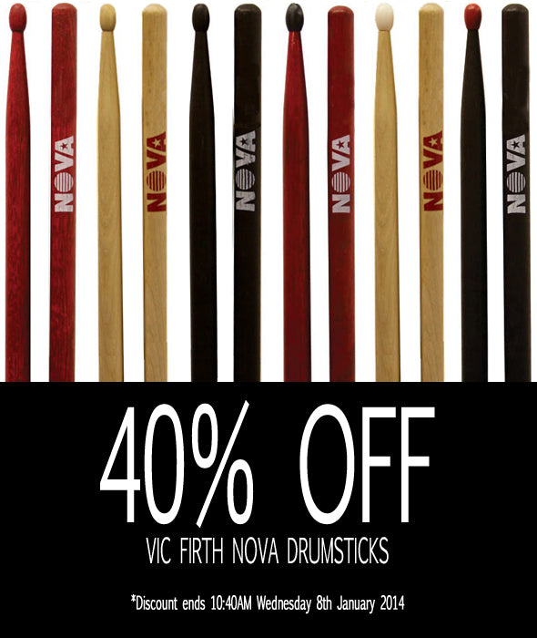 Vic Firth drumstick deal