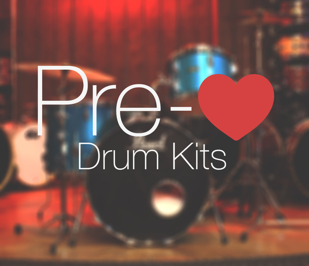 Pre Loved Drum Kits Article