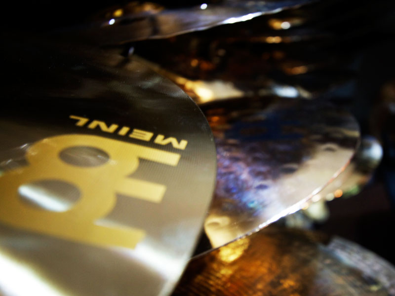 Meinl Cymbals at Drumshop UK