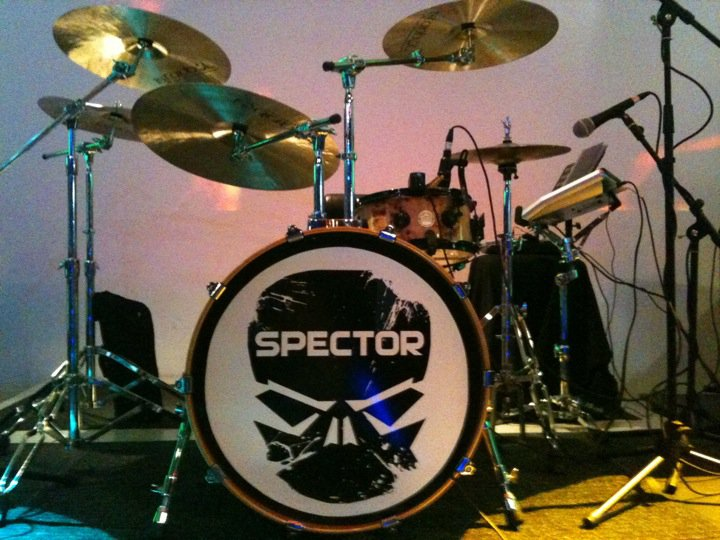Spector Bass Drum Logo