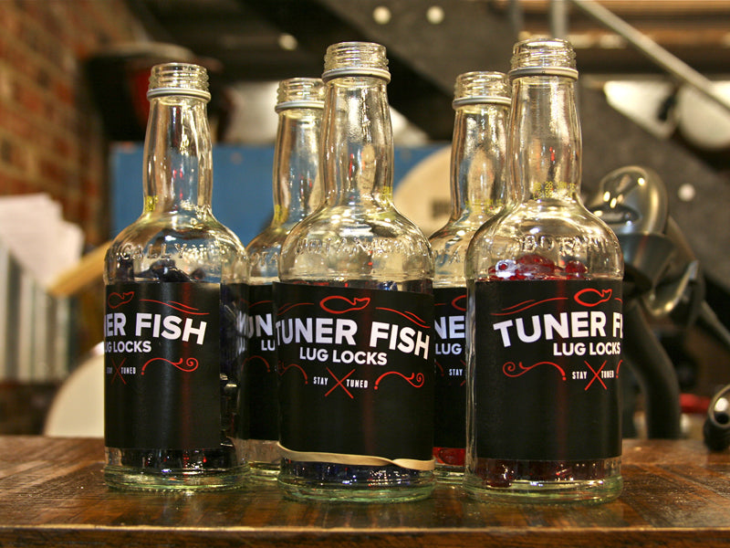 Tuner Fish Drumshop UK