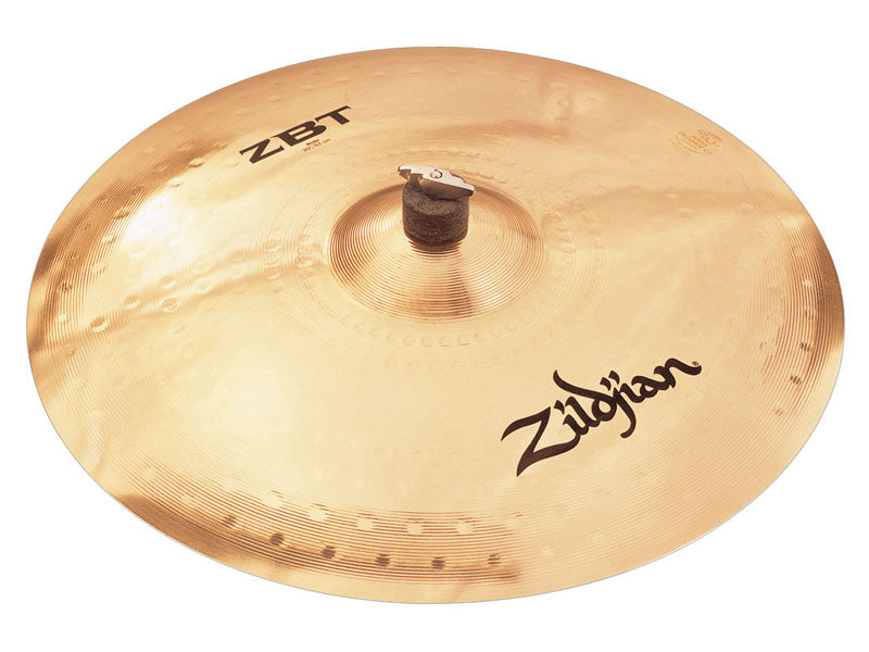 Zildjian ZBT cymbals at Drum Shop UK