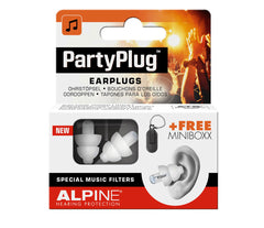 Alpine PartyPlug White Earplugs