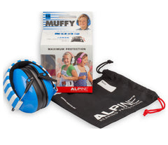 Alpine Earmuffy For Kids - Blue