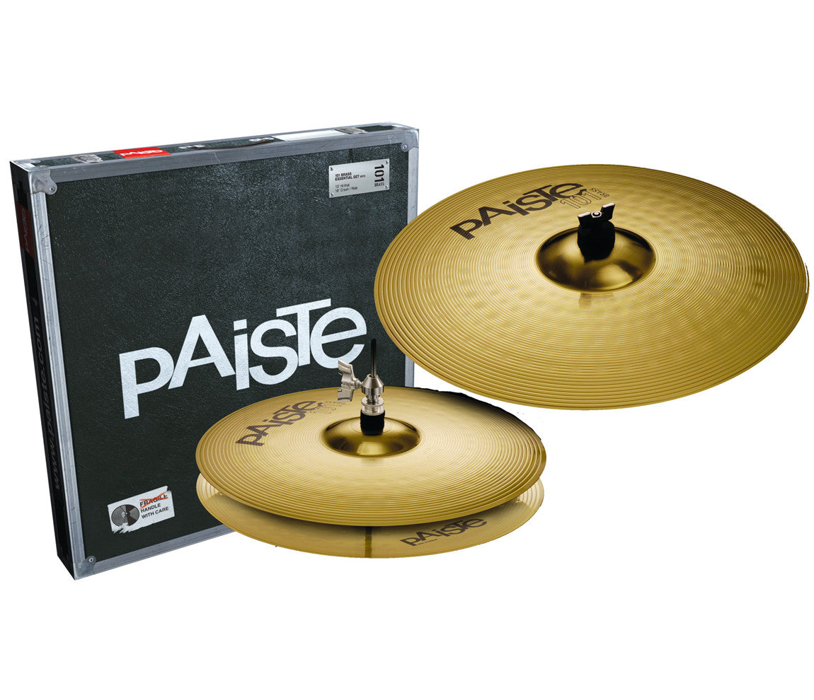 Paiste 101 Pack Essentials Pack - 14