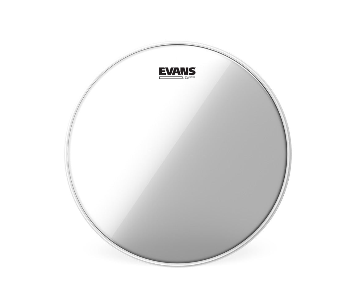 Evans Hazy 300 Snare Side Head, Evans, Drumheads, Parts & Accessories, 10