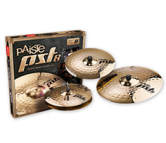 Paiste PST 8 REFL Rock Set (14/16/20) Set Only