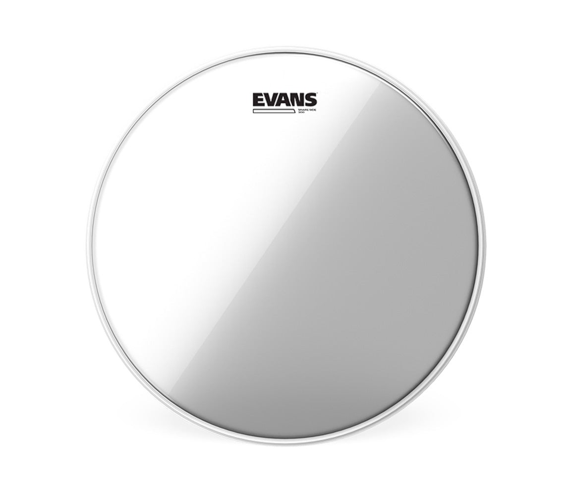 Evans Hazy 300 Snare Side Head, Evans, Drumheads, Parts & Accessories, 13