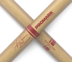 Promark Jeff Ausdemore Signature Marching Hickory Wood Drumsticks