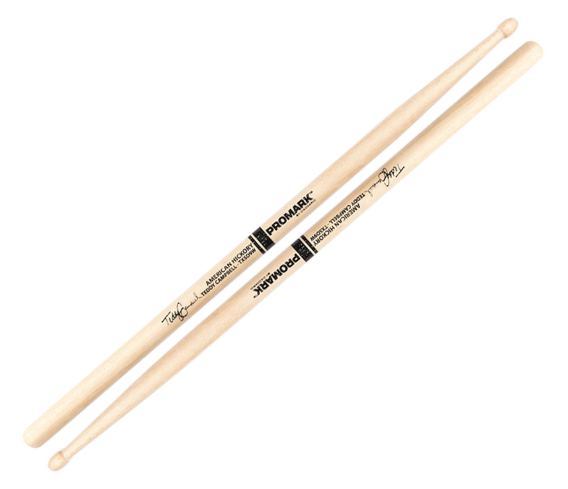 Promark Hickory SD9 Teddy Campbell Signature Drumsticks