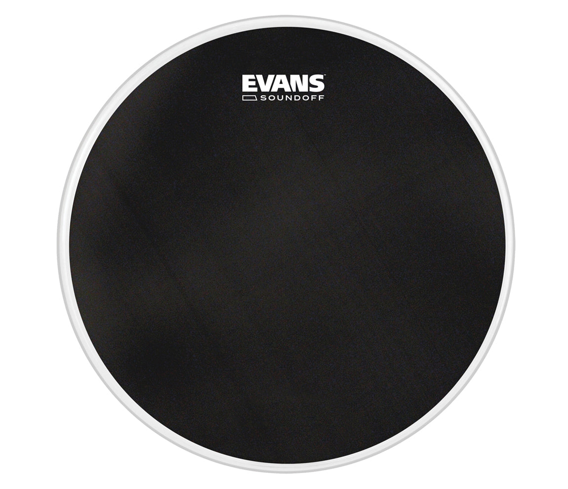 Evans SoundOff Drum Head - 8 inch, Evans, Drum Heads, 8