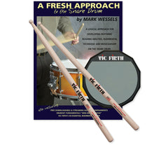 Vic Firth Fresh Approach Starter Pack