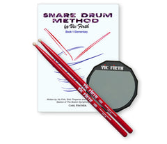 Vic Firth Launch Pad Education Kit