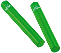 Nino Rattle Stick, Green