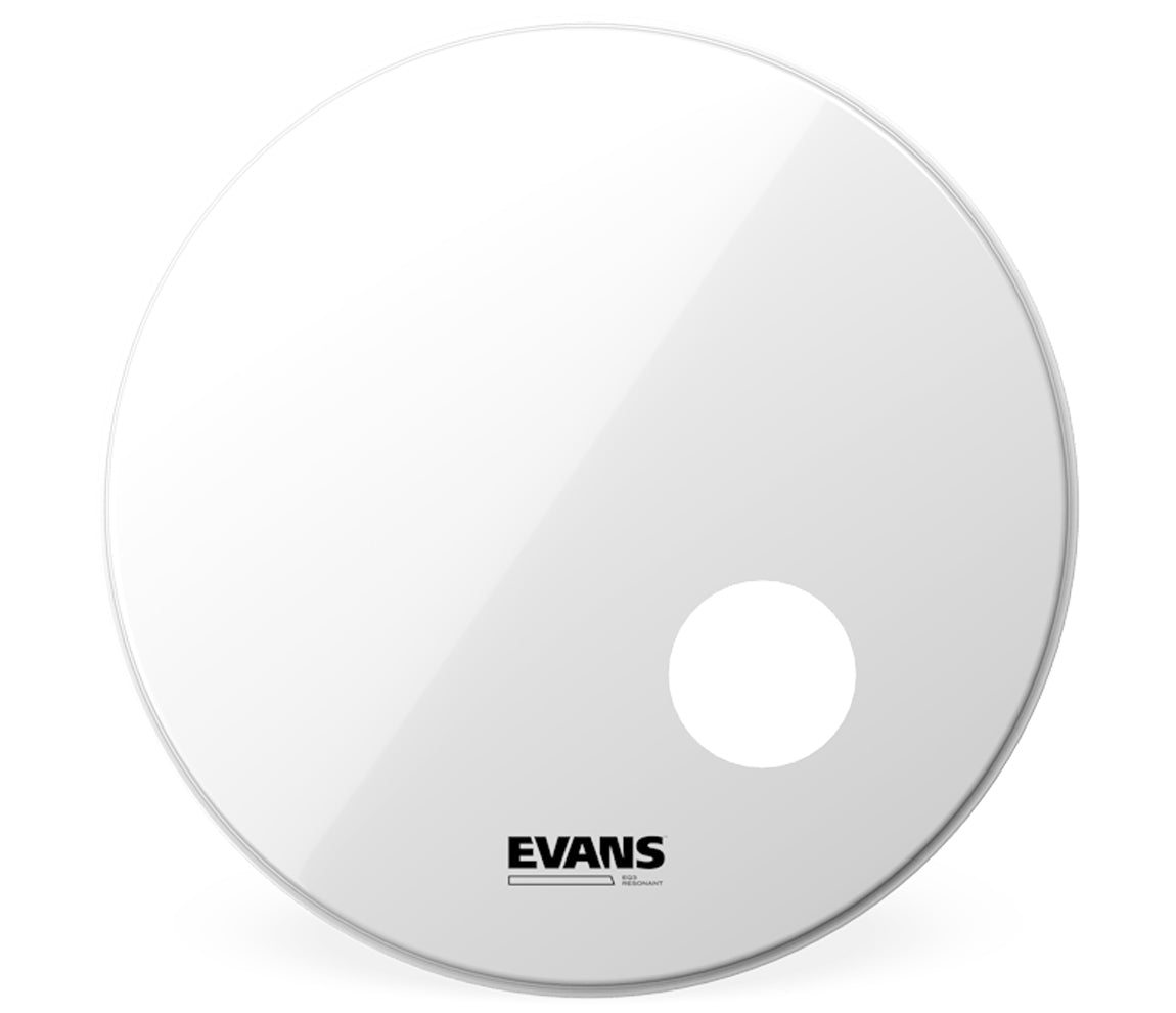 Evans EQ3 Smooth White 26