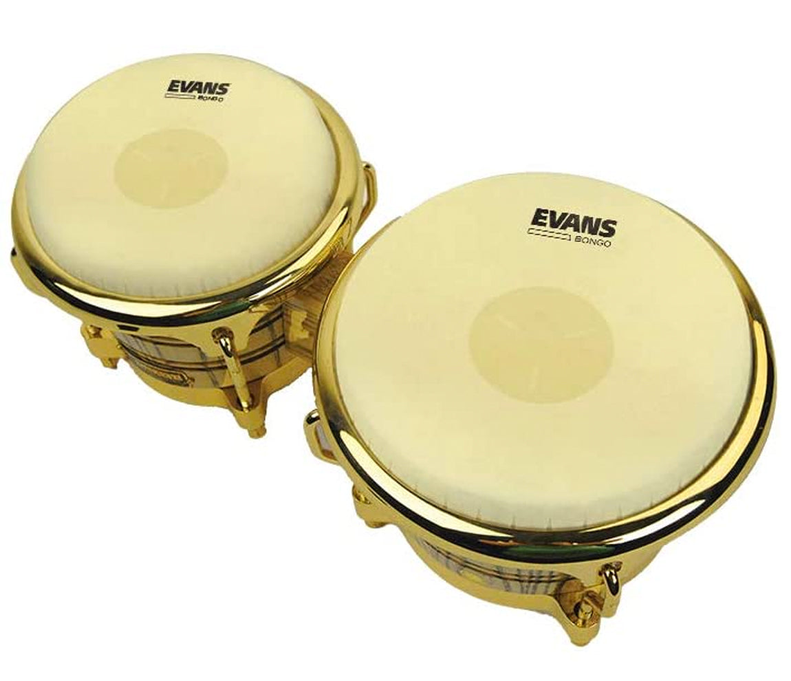 Evans Tri Centre Bongo Head Set